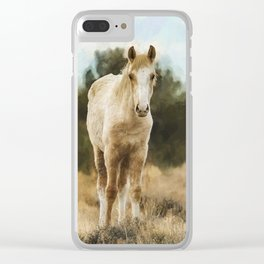 Awkwardly Appealing Clear iPhone Case