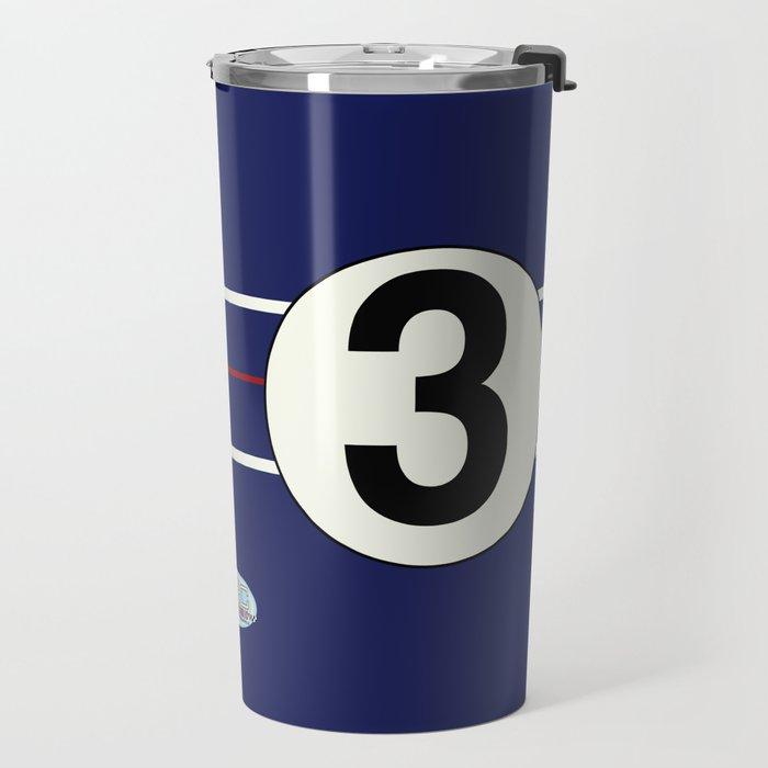 SRC Preparations. Racecar Rebels. 3 Travel Mug