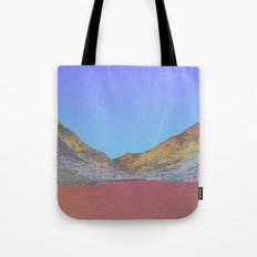 Chromascape 11: Snowdon Tote Bag