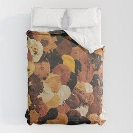 Brown Tex Comforters