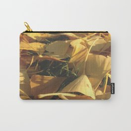 Beautiful Ginkgo leaves Carry-All Pouch