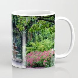 Focal Point In The Garden Coffee Mug