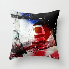 Monitor Throw Pillow