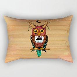 Ever watchful Rectangular Pillow