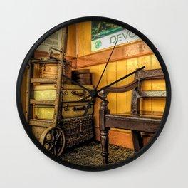 Days Away Wall Clock