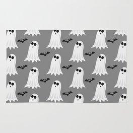 Halloween ghosts | Halloween Bats | Batcave Rug