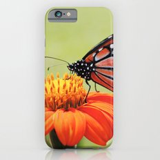 Orange Flower iPhone 6s Slim Case