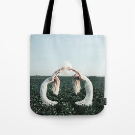 Fight with yourself Tote Bag