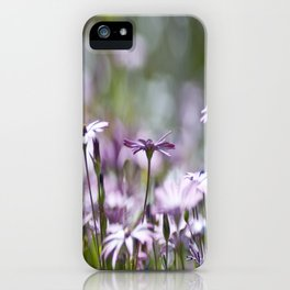 Daisy Bokeh iPhone Case