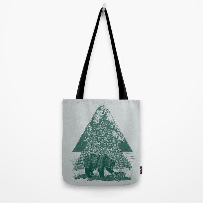 Teddy Bear Picnic Tote Bag