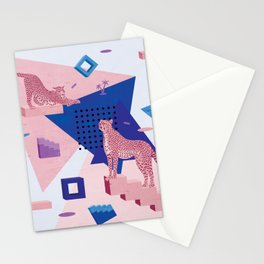 Cheetahs in Memphis I. Stationery Cards