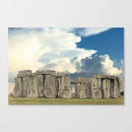 Stonehenge VI Canvas Print