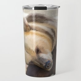 Sweet dreams, Mr Bear Travel Mug