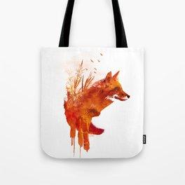 Plattensee Fox Tote Bag