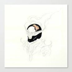 UnHuman#11 Canvas Print