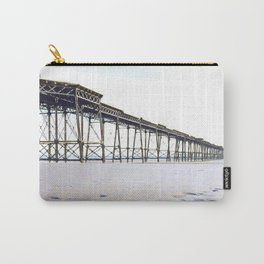 Victorian Pier, Ireland. Carry-All Pouch