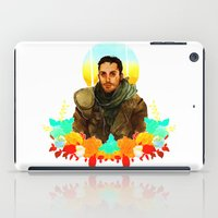 mad max iPad Cases featuring Mad Max by chazstity
