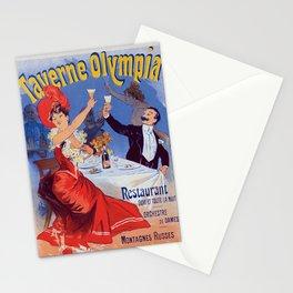 PARISIAN FOLLIES Stationery Cards