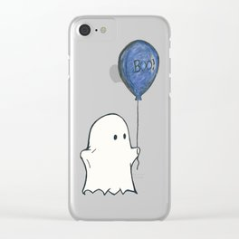 Boolloon Clear iPhone Case
