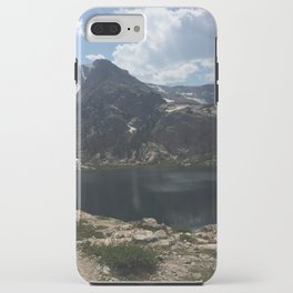 Bluebird Lake iPhone Case