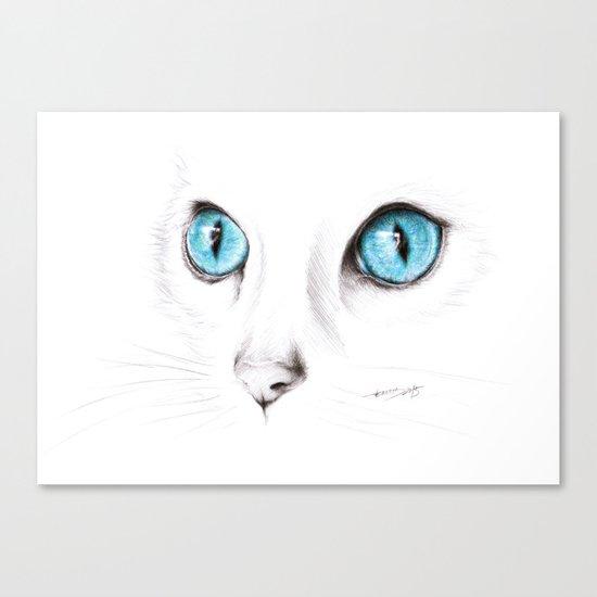 I see you Canvas Print