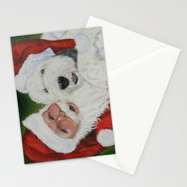 Santa's Helper Stationery Cards