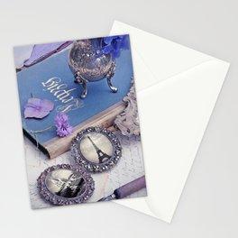 Vintage Blue Paris Stationery Cards