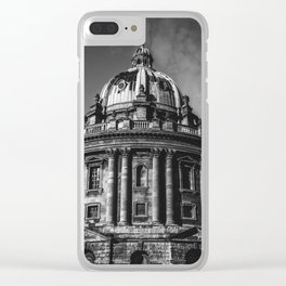 Bodleian Library Clear iPhone Case