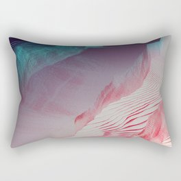 pixel dream K1 Rectangular Pillow