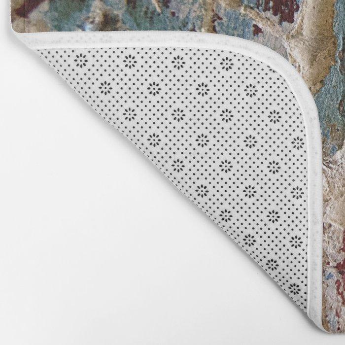 Scratched Surface Bath Mat
