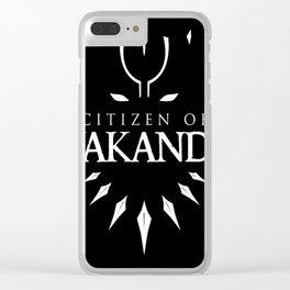 citizen Clear iPhone Case
