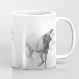 Running with the horses Coffee Mug