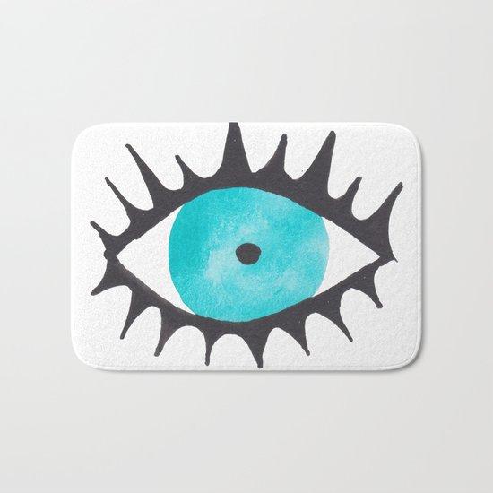 Evil Eye IV Bath Mat