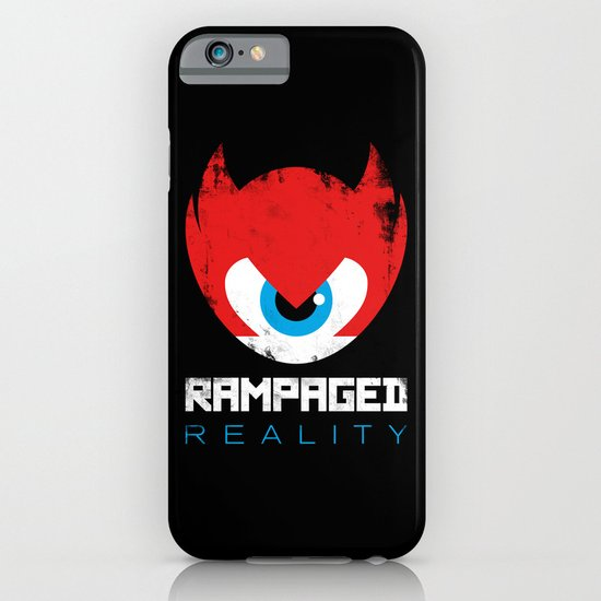 Rampaged Reality iPhone & iPod Case