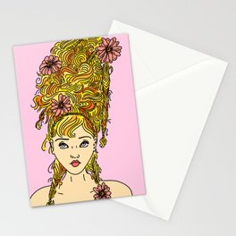Flower Girl II Stationery Cards
