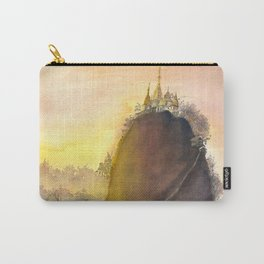 Mount Popa Carry-All Pouch