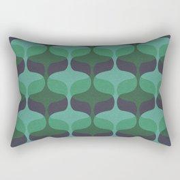 MCM Hourglass Rectangular Pillow