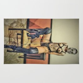 Amateur, Asian fetish model, Animated photograph, Mistress Rug