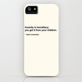 Mothers Day IV iPhone Case