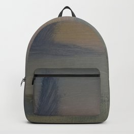 Winter tranquility Backpack