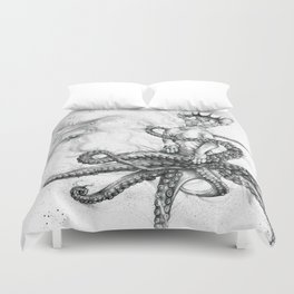 Octopuss Duvet Cover