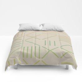 Geometric Shapes 11 Gradient Comforters