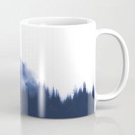 Blueprint To Adventure - Foggy Forest Coffee Mug