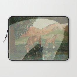 """""""Horses"""" Laptop Sleeve"""