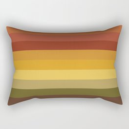 Melancholic Mood Rectangular Pillow