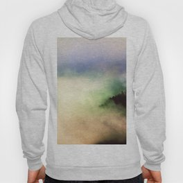 Ethereal Rainbow Clouds - Nature Photography Hoody