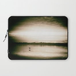 Sunset in camera obscur (2) Laptop Sleeve