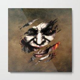 Clown 03 Metal Print