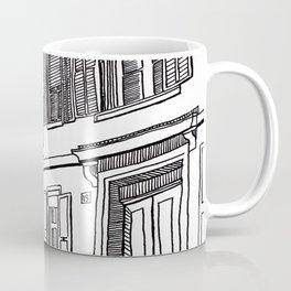 Strasse Pastiche  Coffee Mug