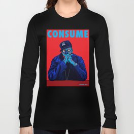 CONSUME - JAY Z Long Sleeve T-shirt